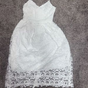 NWOT Bride to be dress